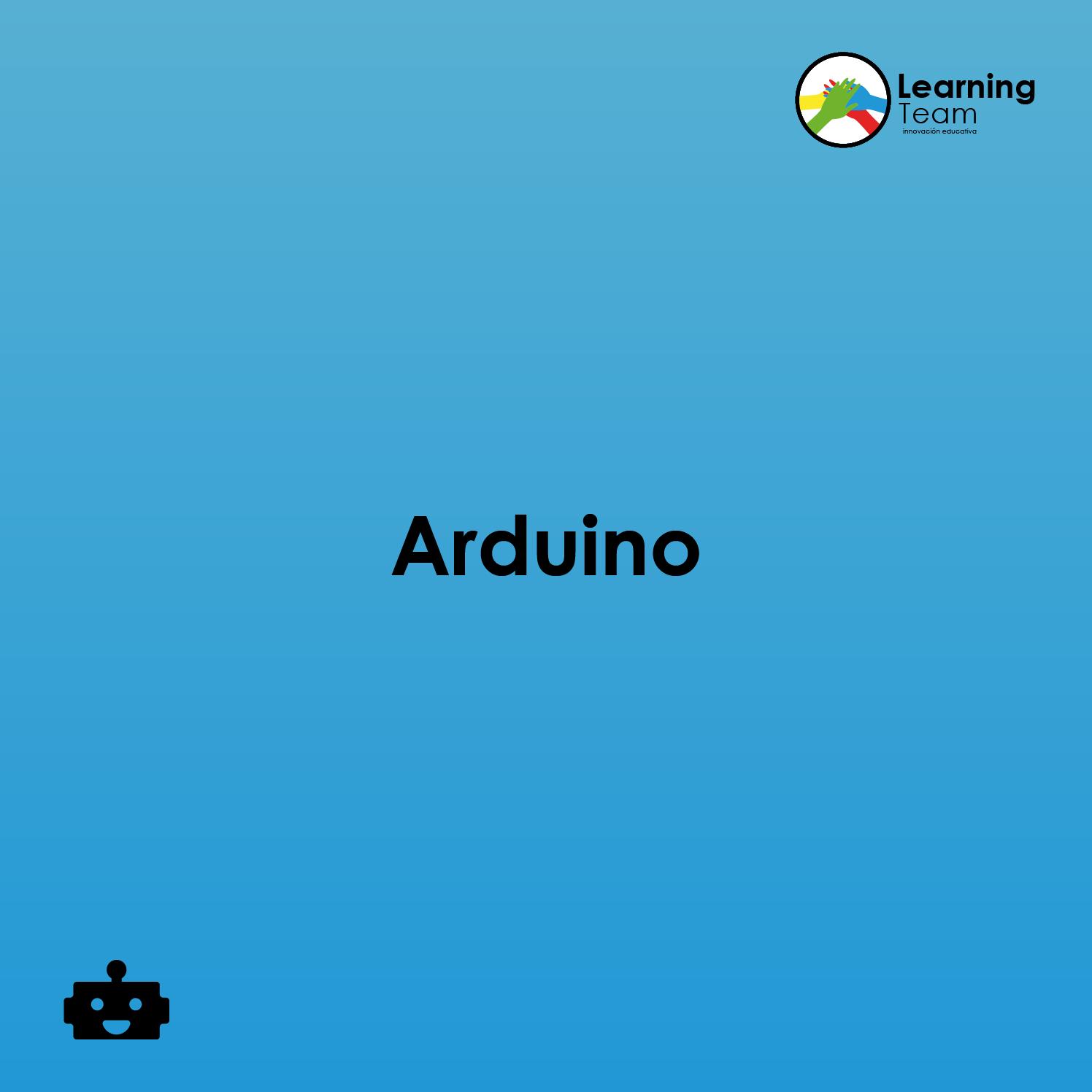 Arduino   Programación y robótica
